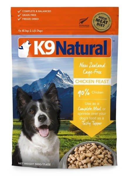 K9 Natural SALE - Chicken Feast 17.6oz