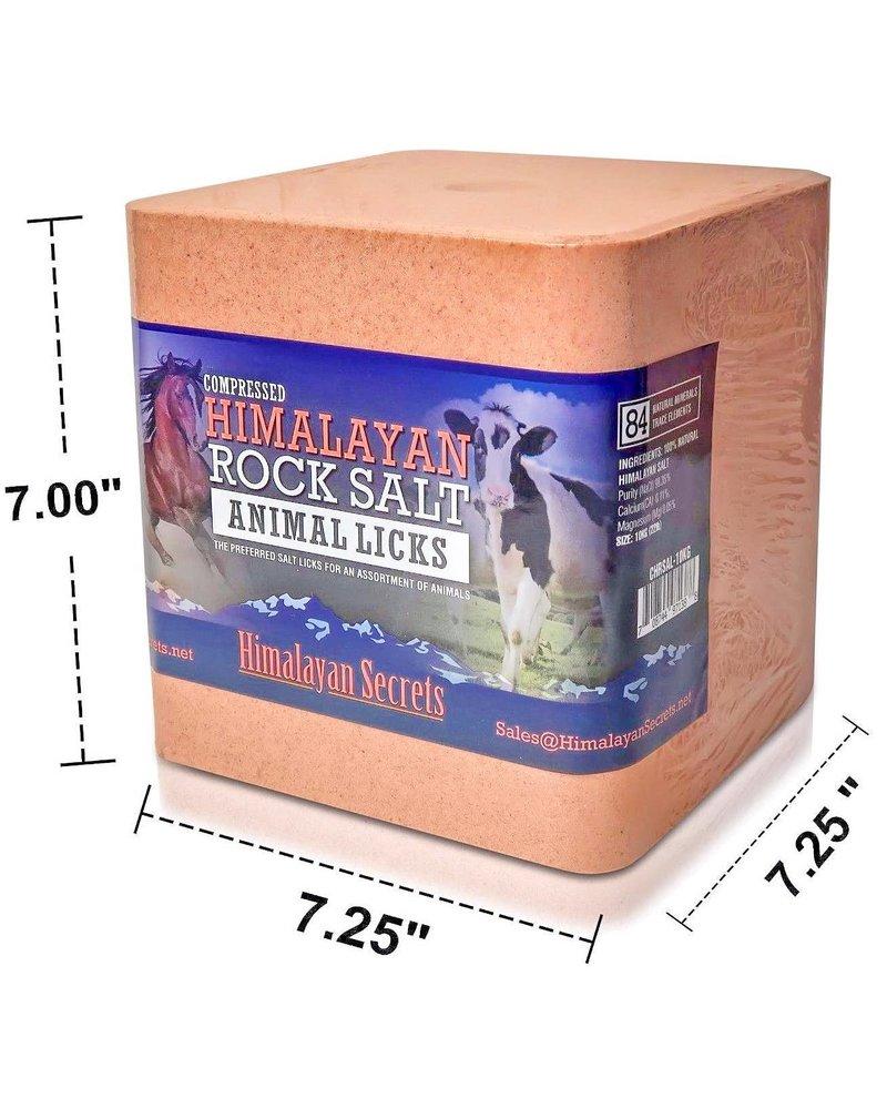 Himalayan Rock Salt Lick