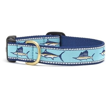 Up Country Dog Collar Blue Marlin