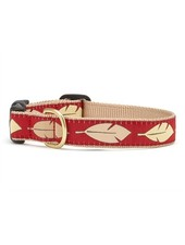 Up Country Dog Collar Feather