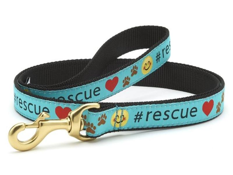 Up Country Dog Leash, #Rescue