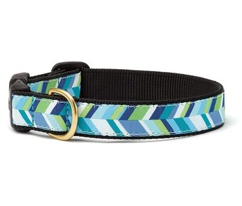 Up Country Cat Collar, Good Vibes
