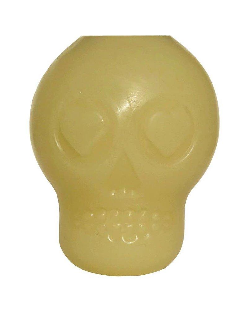 SodaPup Glow Skull Toy