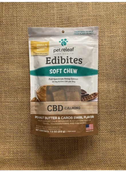 Pet Releaf NEW Edibites Calming