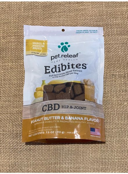 Pet Releaf Edibites Hip + Joint