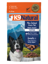 K9 Natural Feast Topper, Beef