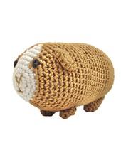 Pet Flys Crochet Guinea Pig Toy