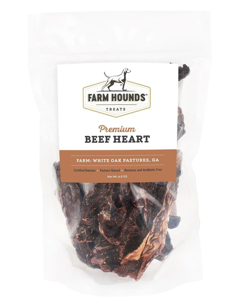 Farm Hounds Beef Heart