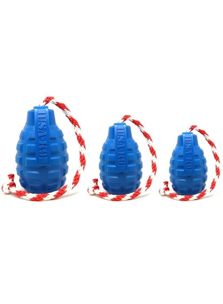 SodaPup K9 Grenade Retrieving Toy