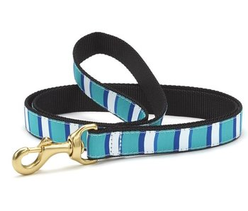 Up Country Dog Lead, Bermuda Stripe