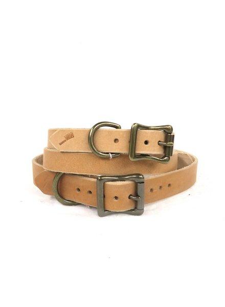 Choice Cuts Leather Collar