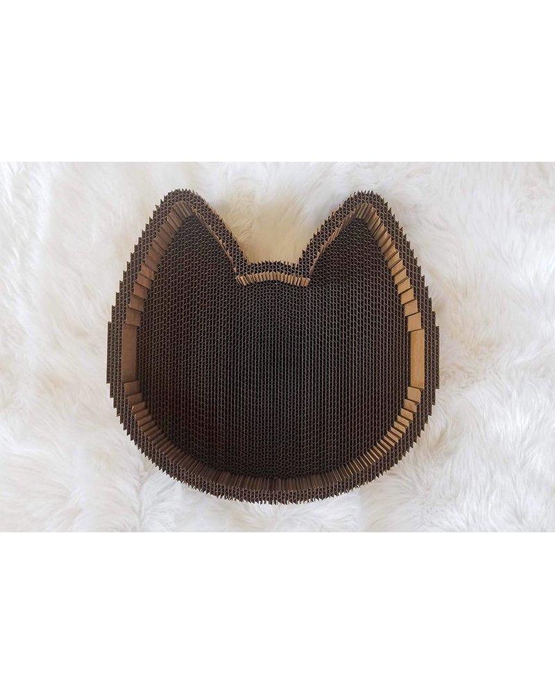 Americat Company Kitty Scratch Pad Bed