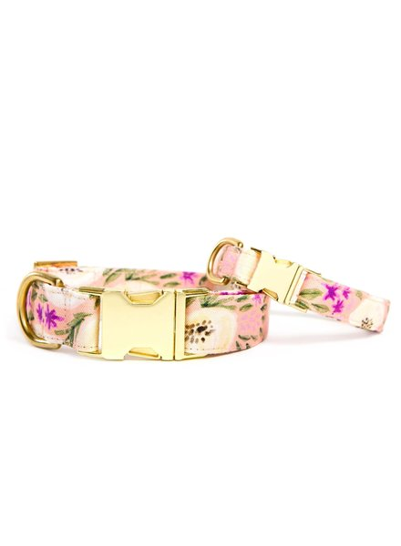 The Foggy Dog Harper Floral Collar