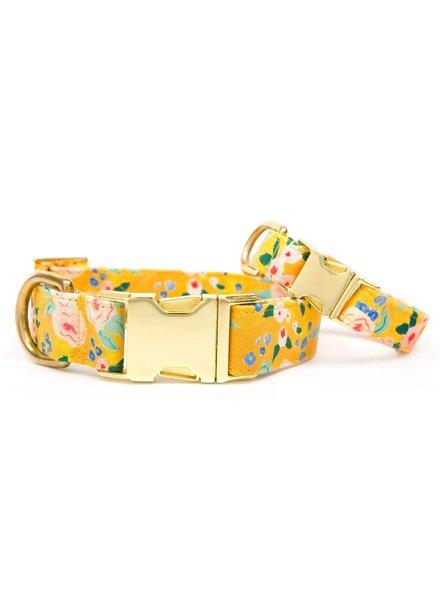 The Foggy Dog Sunny Days Floral Collar