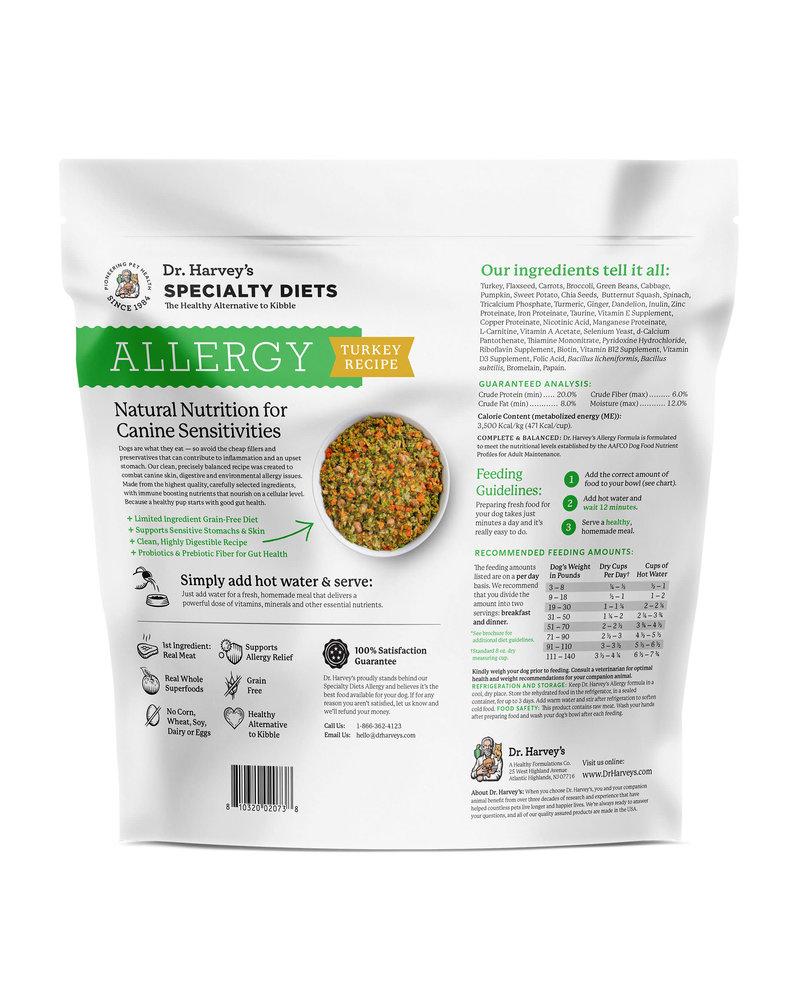 Dr. Harvey's Allergy Turkey