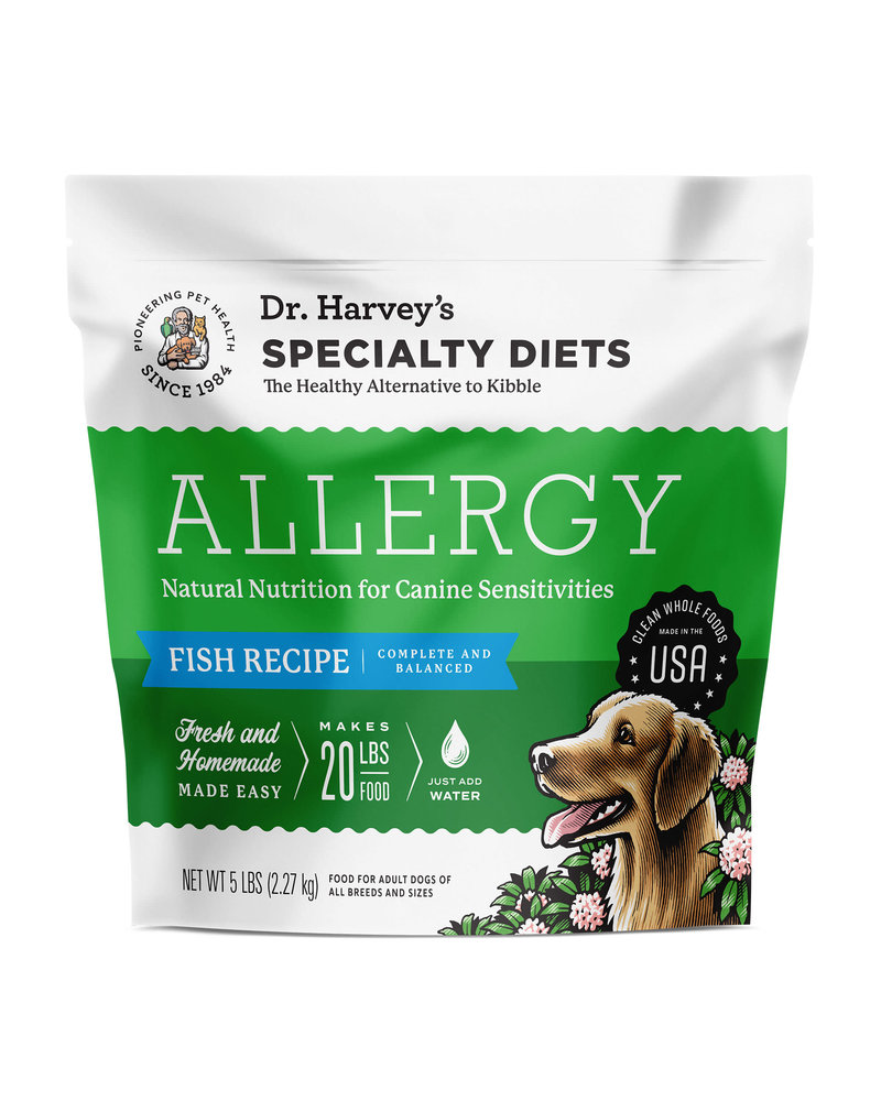 Dr. Harvey's Allergy White Fish