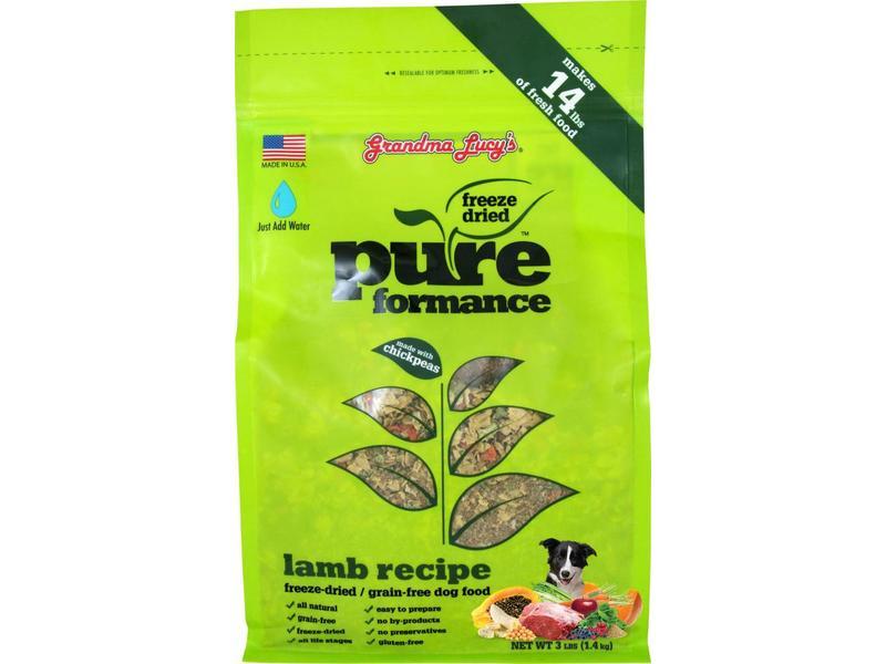 Grandma Lucy's Pureformance Grain-Free Lamb