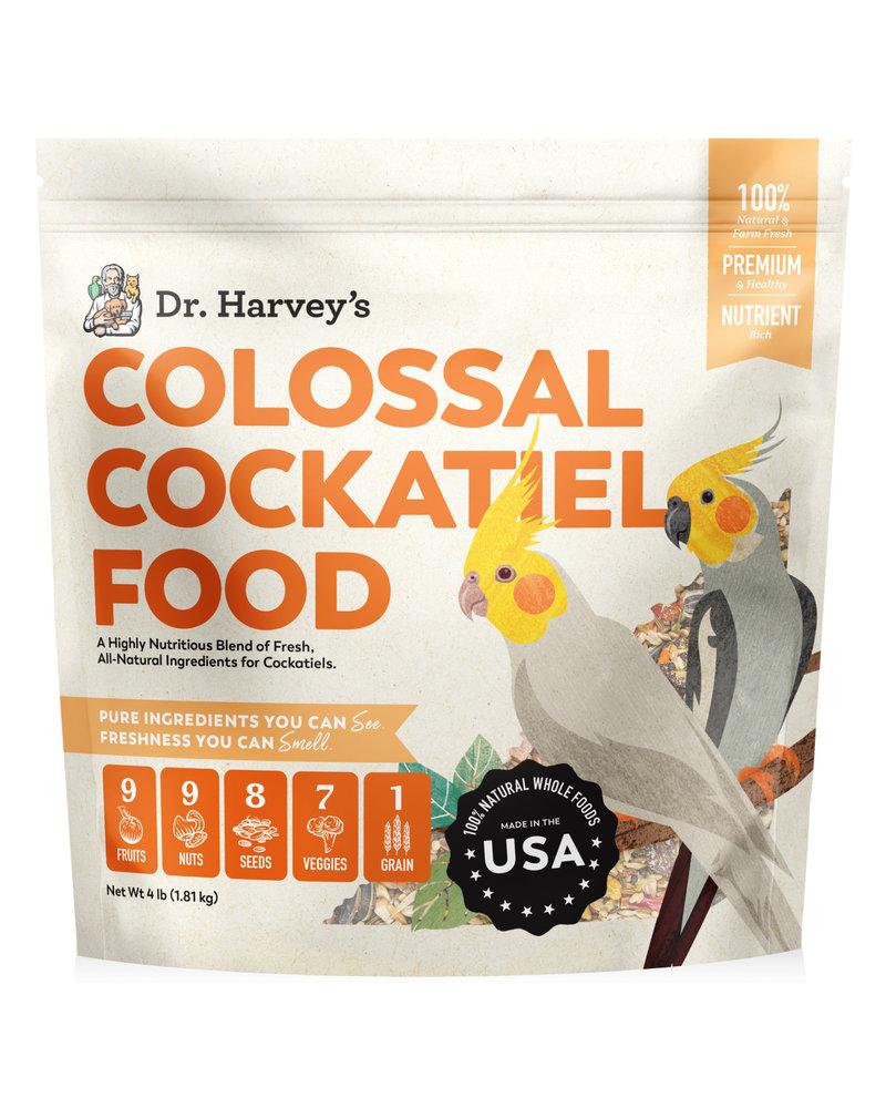 Dr. Harvey's Colossal Cockatiel Blend