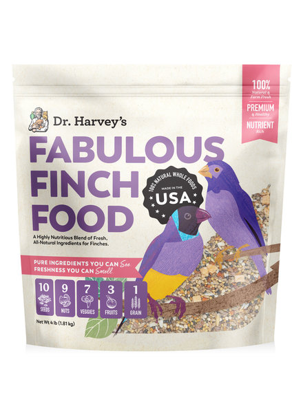 Dr. Harvey's Fabulous Finch Blend