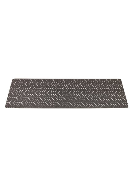 Bowsers Gourmet Placemat Cosmic Grey