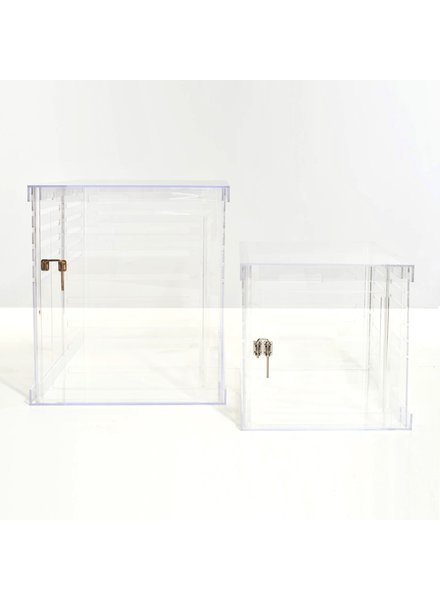 Hiddin Lucite Crate Gate