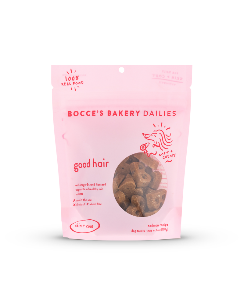 Bocce's Bakery Dailies: Good Hair Soft & Chewy