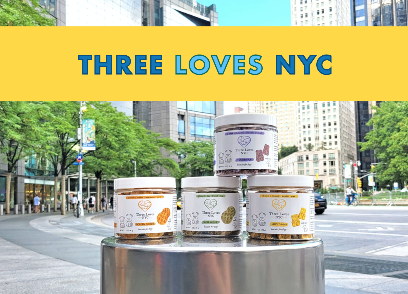 New Product Spotlight: Three Loves NYC