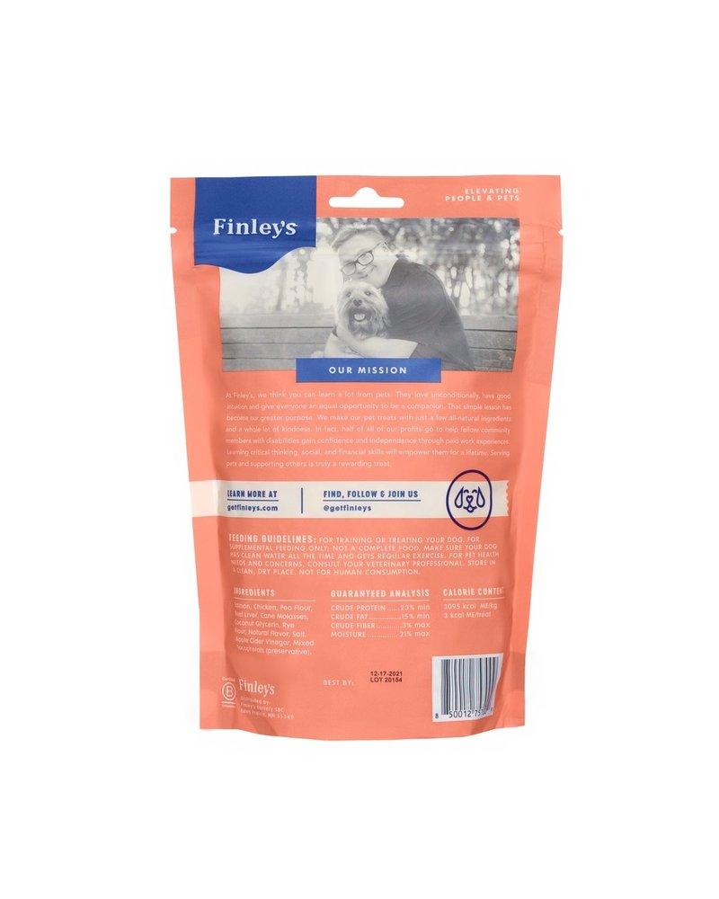 Finley's Barkery Salmon Soft Trainer Bites