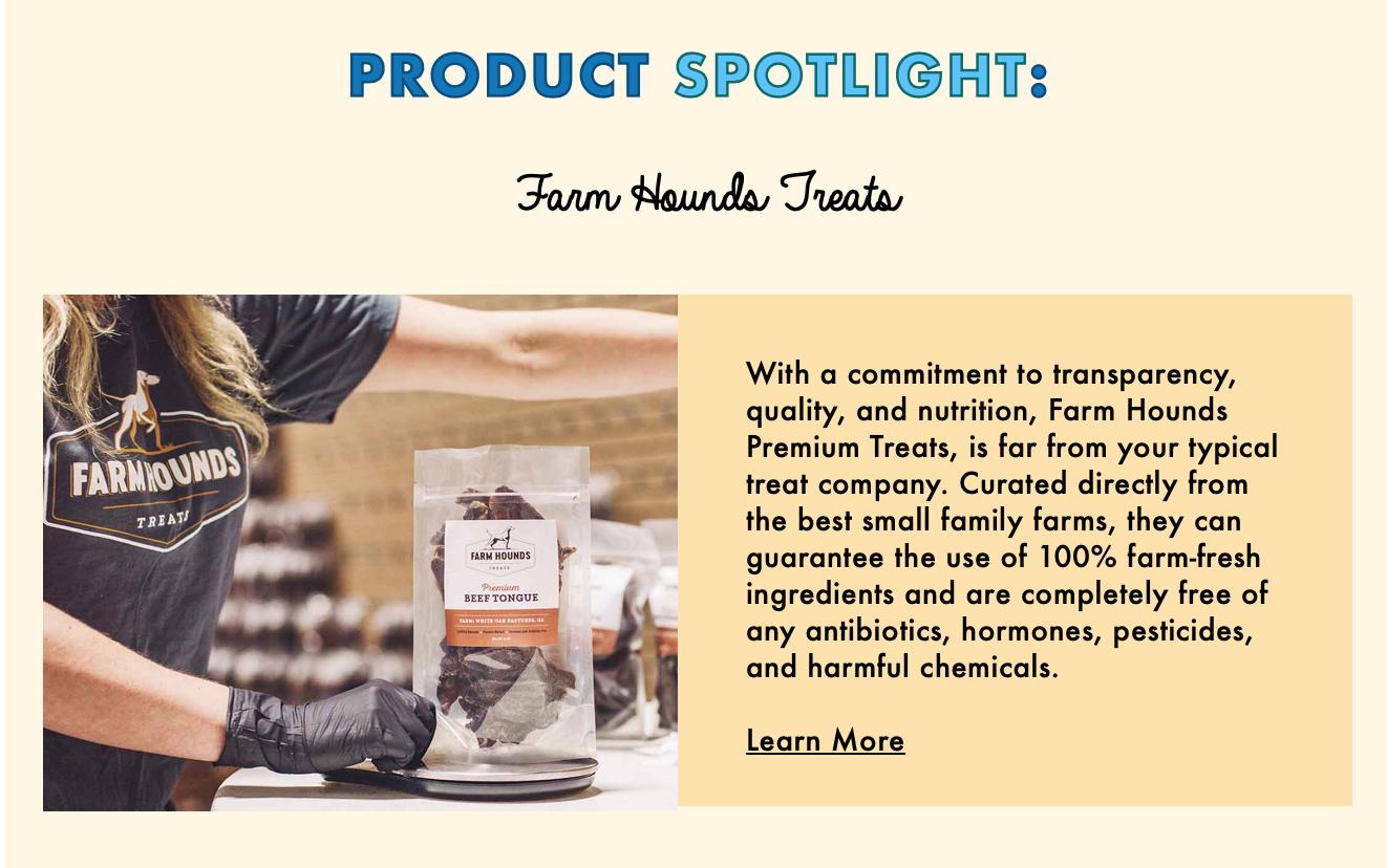 Brand Spotlight: Farm Hounds
