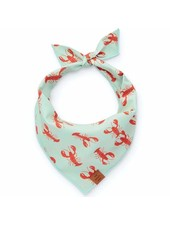 The Foggy Dog Catch of the Day Lobster Bandana