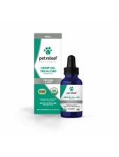 Pet Releaf Hemp Oil 100