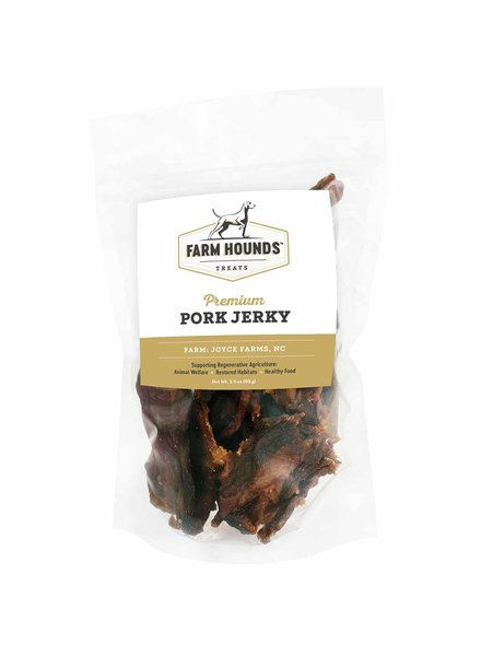Farm Hounds Pork Jerky