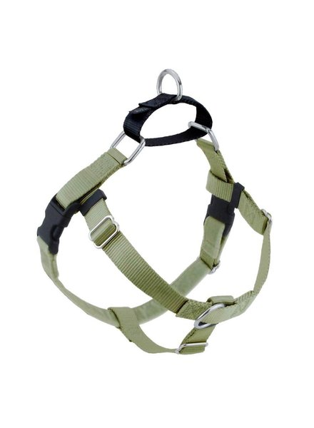 2 Hounds Design Freedom Harness, Tan