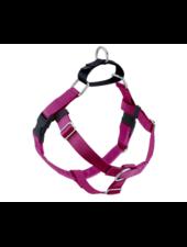 2 Hounds Design Freedom Harness, Raspberry