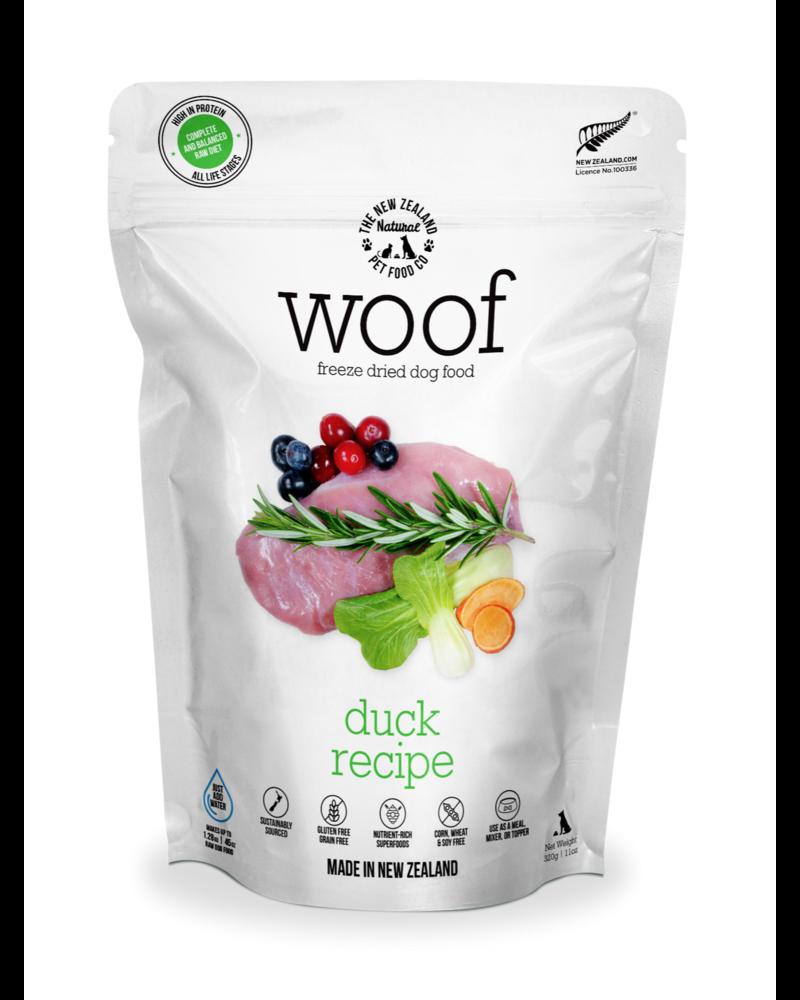 New Zealand Natural WOOF Duck