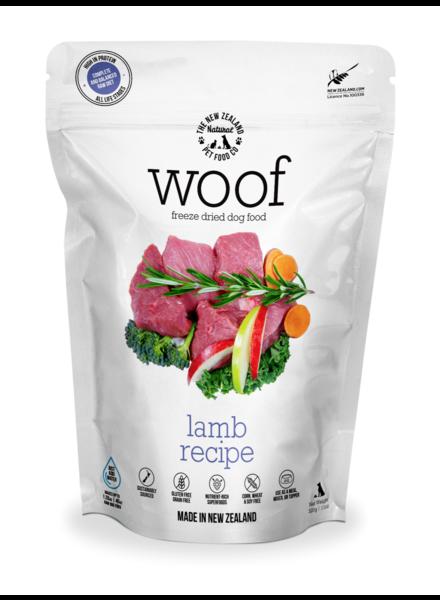 New Zealand Natural WOOF Lamb
