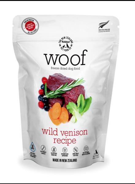 New Zealand Natural WOOF Wild Venison