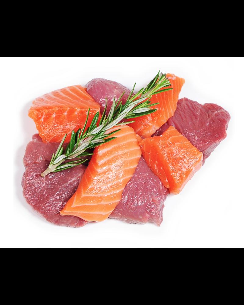 New Zealand Natural MEOW Lamb & Salmon
