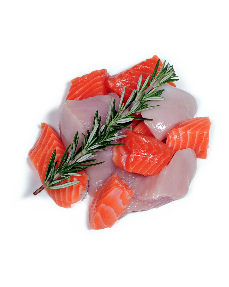 New Zealand Natural MEOW Chicken & Salmon