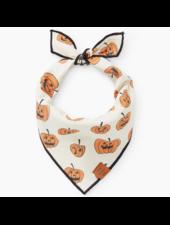 The Foggy Dog Pumpkin Patch Reversible Bandana
