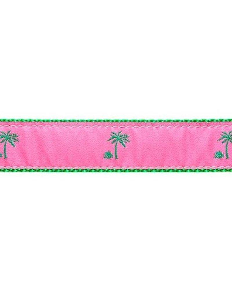 Preston Pink Palm Collar