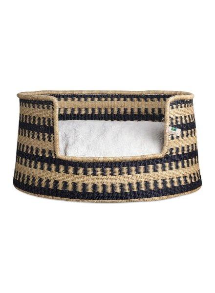 Design Dua Basket Bed, Patterns