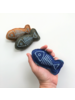 Hither Rabbit Fishbone Catnip Toy