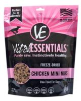 Vital Essentials Freeze-Dried Chicken Mini Nibs