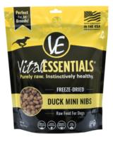 Vital Essentials Freeze-Dried Duck Mini Nibs