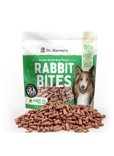 Dr. Harvey's Rabbit Bites