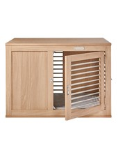 Bowsers Moderno Crate - White Oak