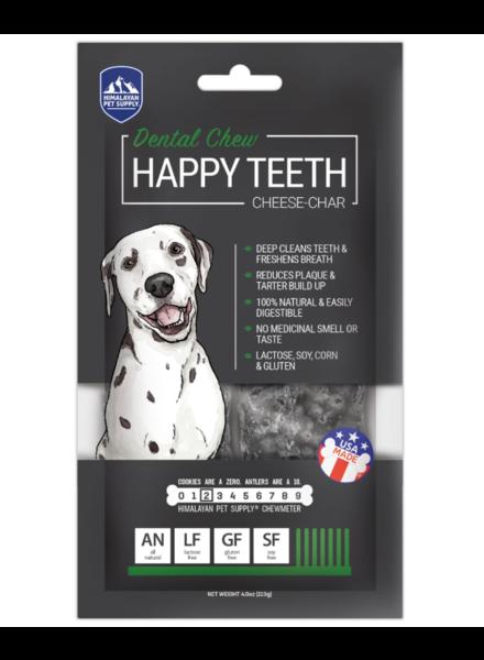 Himalayan Pet Supply Happy Teeth Cheese-Char