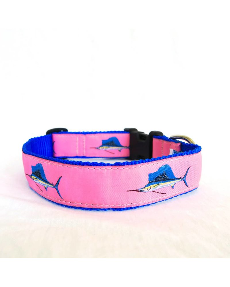 Preston Pink Sailfish Collar