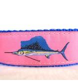 Preston Pink Marlin Saltwater Fish Collar